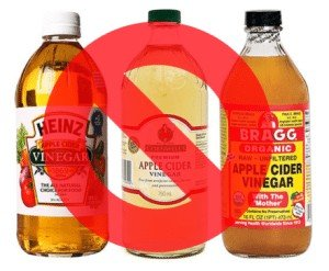 Apple Cider Vinegar - Skin Tags?