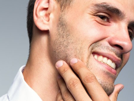 Hollywood Laser Peel for Men at Inkfree, MD Laser Clinic | Houston, TX