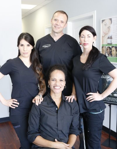 The team at Inkfree, MD Laser Clinic | Houston, TX